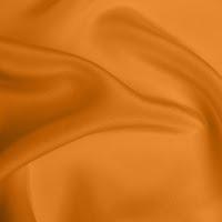 Silk Crepe de Chine Heavy - Tangerine