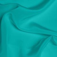 Silk Crepe de Chine Medium - Turquoise