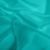 Silk Dupion Medium - Turquoise