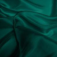Silk Dupion Medium - Ultramarine Green (Dyed To Order)