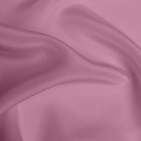 Silk Crepe de Chine Heavy - Vintage Rose (Dyed To Order)