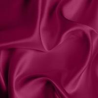 Silk Crepe backed Satin Medium - Wine