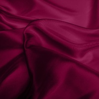 Silk Dupion Medium - Wine