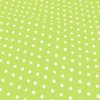 Medium Polka Dot - Lime