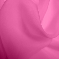 Silk Chiffon - Candy (Dyed To Order)