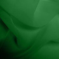 Silk Georgette - Emerald Green