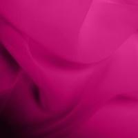 Silk Georgette - Fuchsia