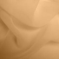Silk Georgette - Mid Gold