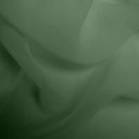 Silk Georgette - Moss Green