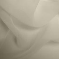 Silk Georgette - Pale Cream