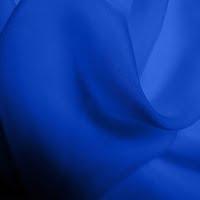 Silk Chiffon - Royal Blue (Dyed To Order)