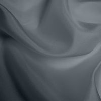 Silk Habotai Light – Slate Grey