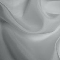 Silk Habotai Light - Titanium Silver