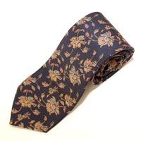 Blue Multi Floral Mens Tie
