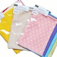 Fat Quarter - Coloured Silk