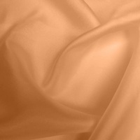 Silk Twill Light - Apricot (Dyed To Order)