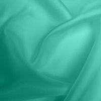 Silk Twill Light - Aqua (Dyed To Order)