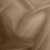 Silk Twill Light - Camel (Dyed To Order)