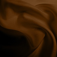 Silk Twill Medium - Chocolate (Dyed To Order)