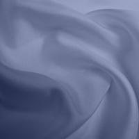 Silk Twill Medium - Cornflower (Dyed To Order)