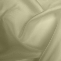 Silk Twill Light - Pale Cream (Dyed To Order)