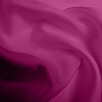 Silk Twill Medium - Crushed Raspberry (Dyed To Order)