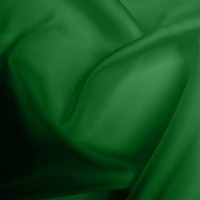 Silk Twill Light - Emerald Green (Dyed To Order)