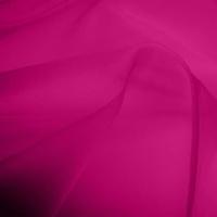 Silk Organza - Fuchsia (Dyed To Order)