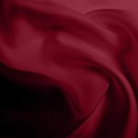 Silk Twill Medium - Garnet (Dyed To Order)