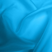 Silk Twill Light - Kingfisher Blue (Dyed To Order)