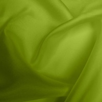 Silk Twill Light - Lime (Dyed To Order)