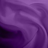 Silk Twill Medium - Mid Purple (Dyed To Order)