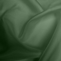 Silk Twill Light - Moss Green (Dyed To Order)