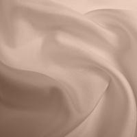 Silk Twill Medium - Mushroom (Dyed To Order)