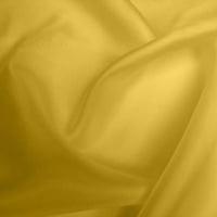 Silk Twill Light - Ochre (Dyed To Order)