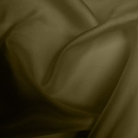 Silk Twill Light - Olive Green (Dyed To Order)