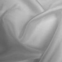 Silk Twill Light - Optical White (Dyed To Order)