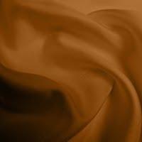 Silk Twill Medium - Orange Rust (Dyed To Order)