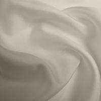 Silk Twill Medium - Pale Cream (Dyed To Order)