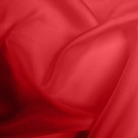 Silk Twill Light - Poppy (Dyed To Order)