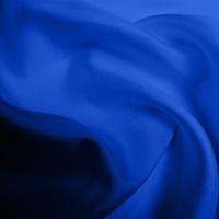 Silk Twill Medium - Royal Blue (Dyed To Order)