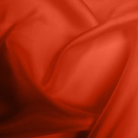 Silk Twill Light - Scarlet (Dyed To Order)