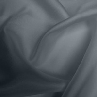 Silk Twill Light - Slate Grey (Dyed To Order)