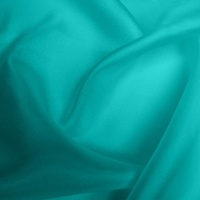 Silk Twill Light - Turquoise (Dyed To Order)