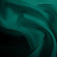 Silk Twill Medium - Ultramarine Green (Dyed To Order)