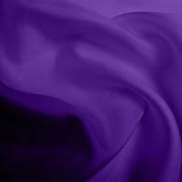 Silk Twill Medium - Violet (Dyed To Order)
