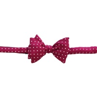 Bow Tie - Red Polka Dot