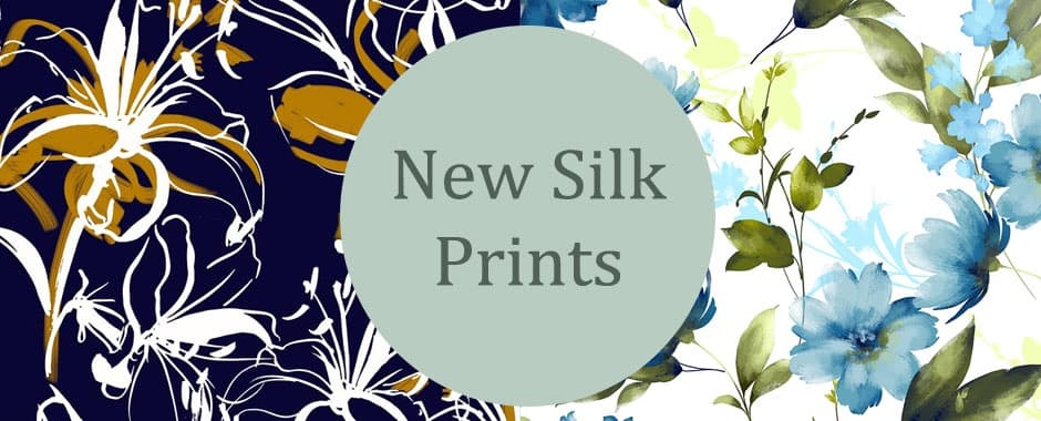 New Silk Prints