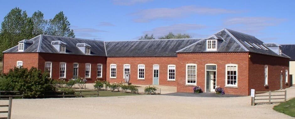building of beckford silk
