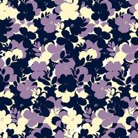 Blooms Wisteria Purple